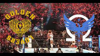 Golden Lovers - NJPW Theme (2018)