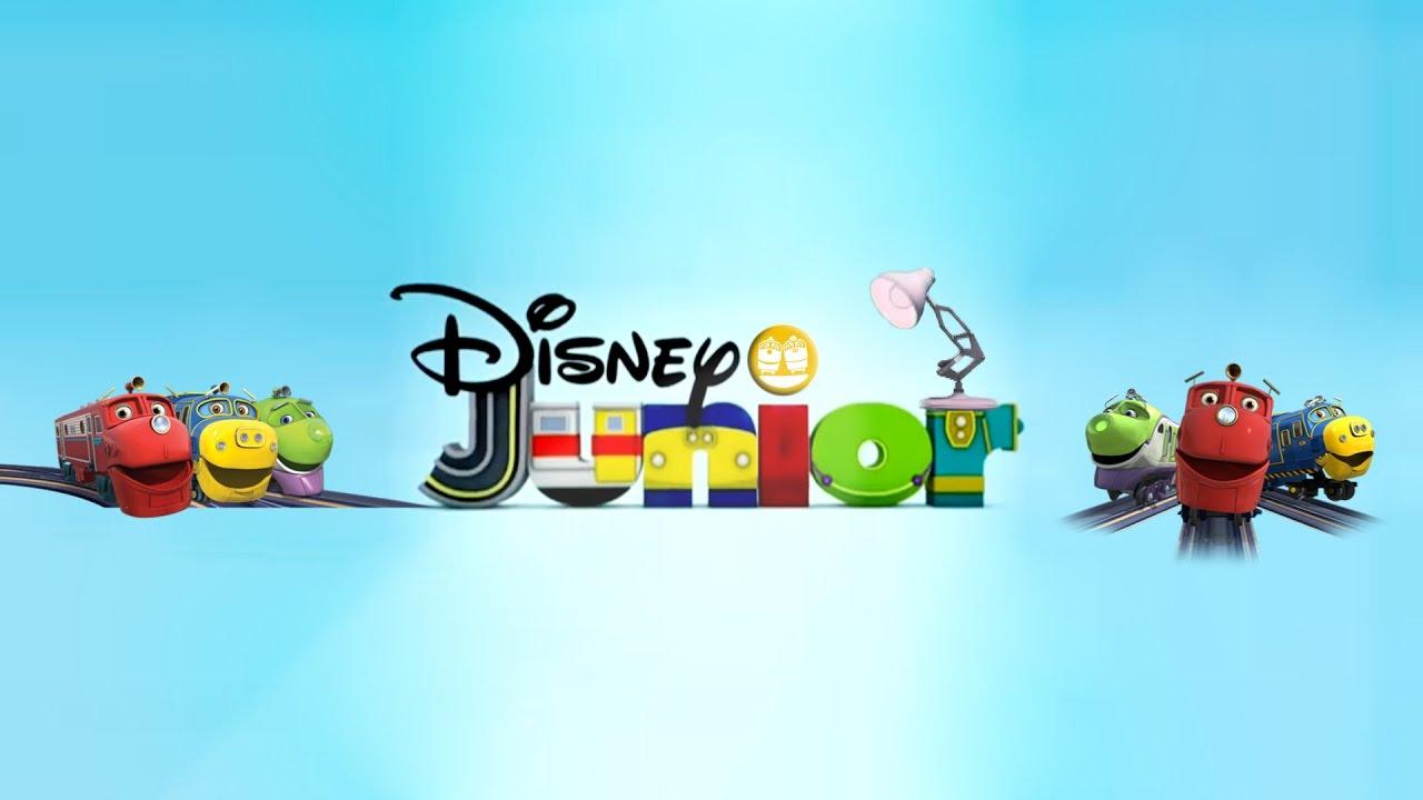 556 Disney Junior With Chuggington Spoof Pixar Lamp Luxo