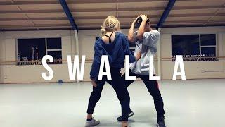 swalla jason derulo ft nicki minaj dance