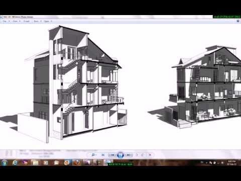 Học Revit Architecture Bài 1