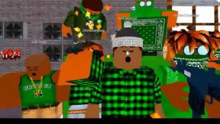 Day 1's Feat. Grove Street Families (ROBLOX Music Video)