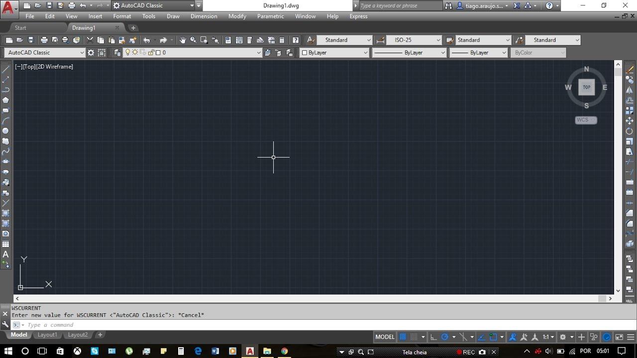 Autocad tutorial 2019 11