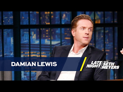Damian Lewis Should Get More Nervous in Fancy Cars