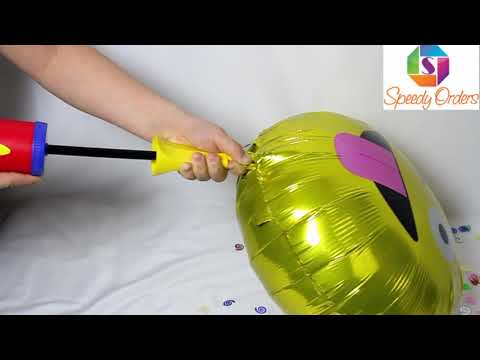 Speedy Orders On How To Inflate Balloons? Helium Or Air