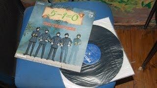 FS-8038 5-1=0/THE TEMPTERS ザ・テンプターズの世界 LP レコード Phili...