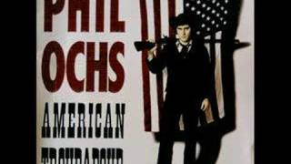 Watch Phil Ochs Chords Of Fame video