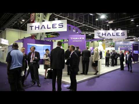 Day 1 - Euronaval 2014 International Naval Defence & Maritime Exhibition & Conference