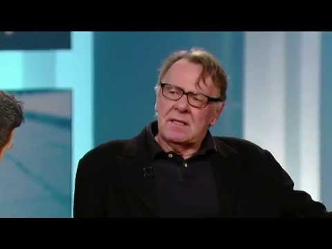 Tom Wilkinson  on George Stroumboulopoulos Tonight