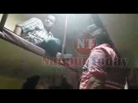 MP Minister's 'drunken' son-in-law creates ruckus in Chhattisgarh Exp | Nagpur Today