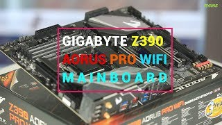 Gigabyte Z390 AORUS PRO WIFI Mainboard