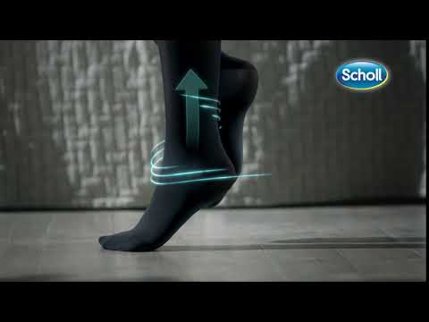 Scholl Light Legs give you perfectly shaped legs