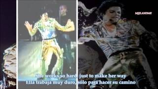 Michael Jackson  -Slave To The Rhythm-  Original Version (Lyrics-Sub.Español)