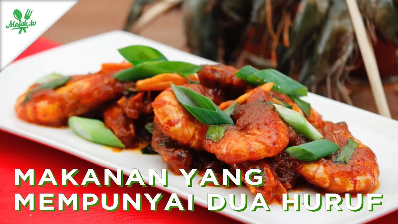 Resep Makanan yang Mempunyai 2 Huruf