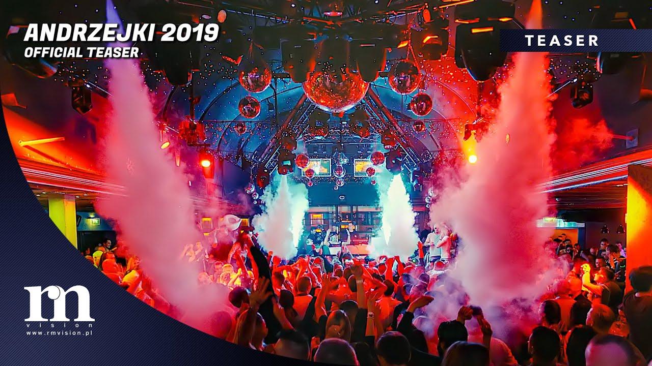 ANDRZEJKI 2019 | Polska Dyskoteka Luna w Holandii | TEASER | 4K