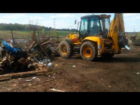 Вывоз мусора в Зеленограде. Строительный мусор.
