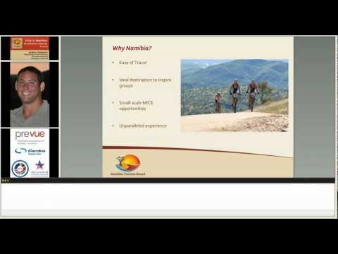 Namibia Webinar Series: Only In Namibia