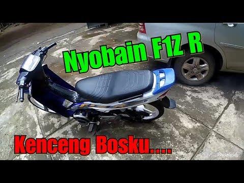 Test Ride Motor F1Z R Baru Beli, Larinya Sluntur Sluntur Bosku