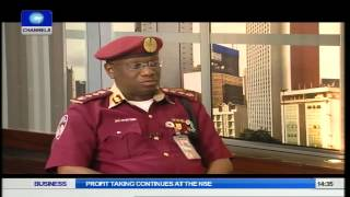 Question Time: Dicussing FRSC Issues With Boboye Oyeyemi Part 1