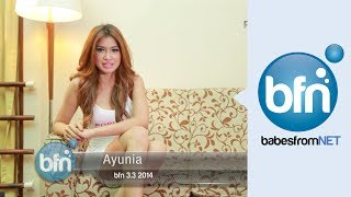 Ayunia-BFN 3.3 2014: The Sexiest & Most Sporty Babes!