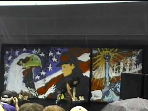 Michael Israel - Hero - Tunnel to Towers Run 2008