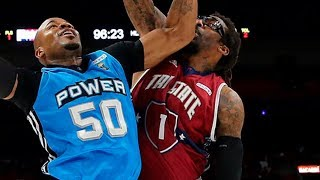 Amare Stoudemire Activates Defender Mode - 4 EPIC Blocks & 9 pts - Highlights vs Power