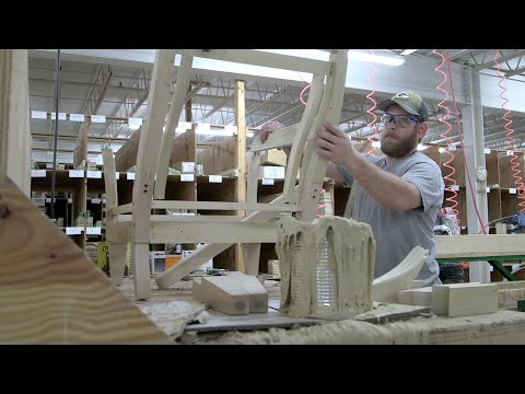 Huntington House - How It's Made