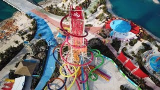 Royal Caribbean Constructs Thrill Waterpark at Perfect Day at CocoCay