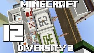Minecraft Mapa DIVERSITY 2! Capitulo 12!