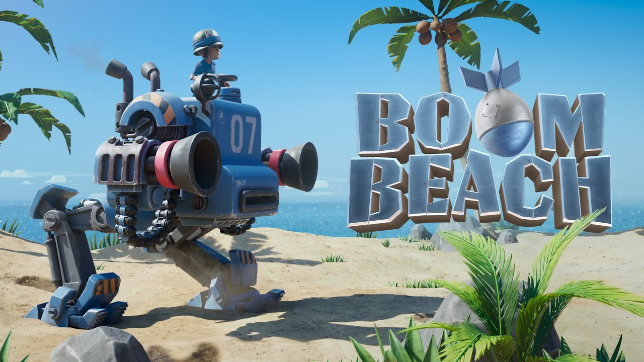 Download Boom Beach: Giant Pelican or Mech?