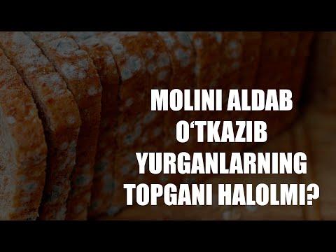 Molini aldab o'tkazib
