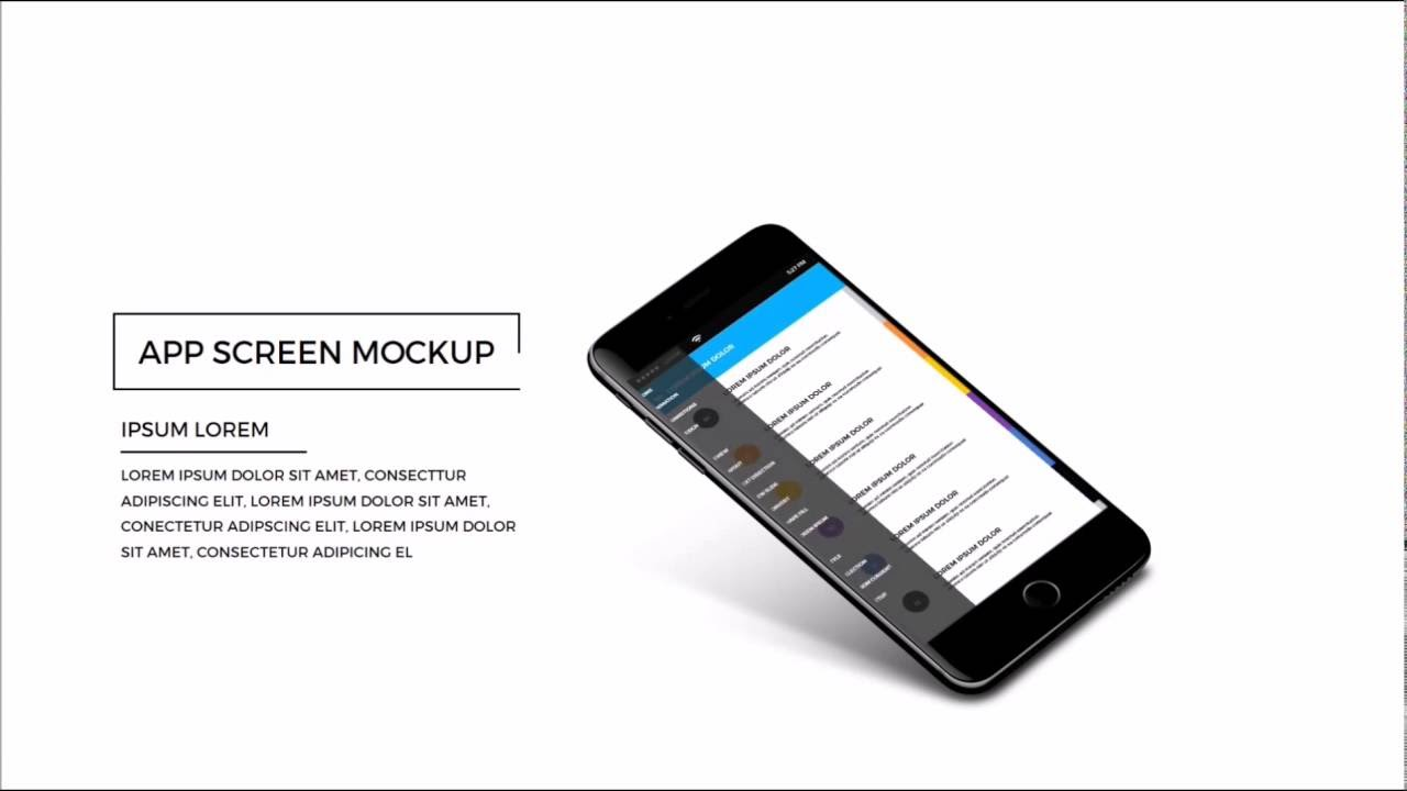 Mobile ui presentation template brettfranklin animated mobile app ui presentation in powerpoint youtube presentation templates toneelgroepblik Image collections