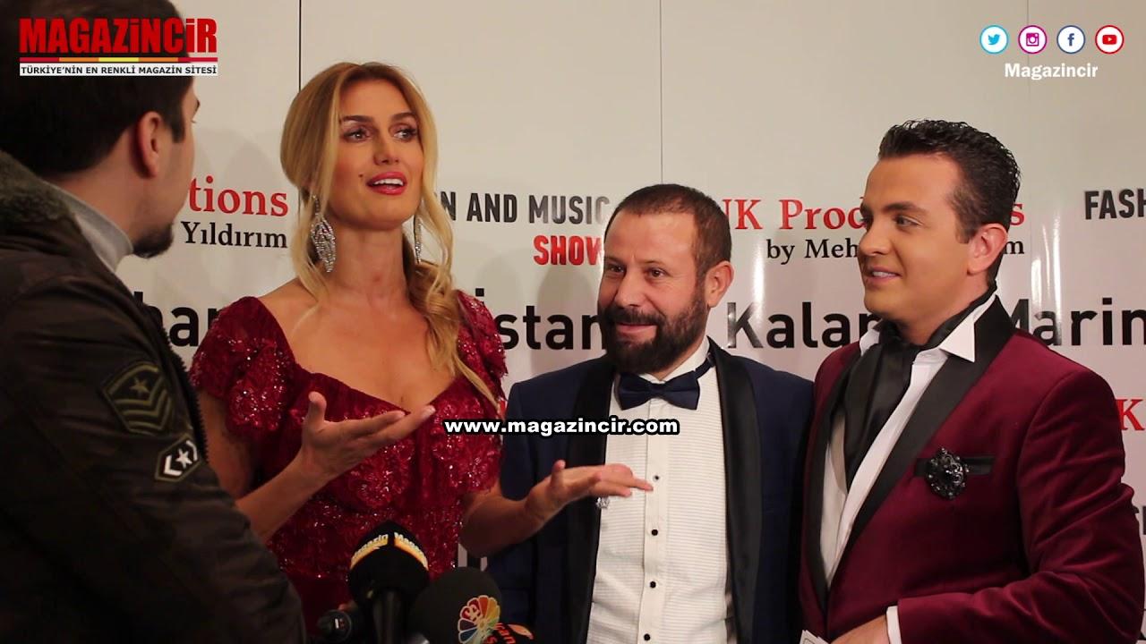 Tuğba Özay, Gökay Kalaycığlu, Mehmet Yıldırım - Röportaj - Fashion And Music Öncesi