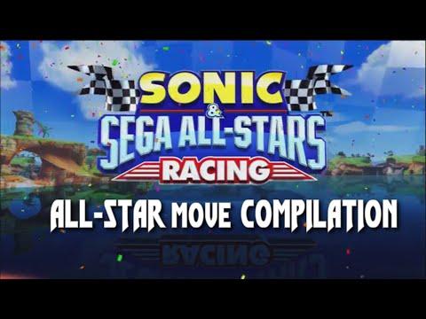 Sonic and Sega All-Stars Racing (All-Star Compilation)