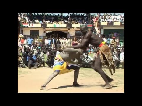 Dinka Bor vs Twic East of Jonglei State Wrestling