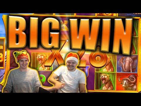 BIG WIN On SAFARI GOLD MEGAWAYS Slot - Casino Stream Big Wins