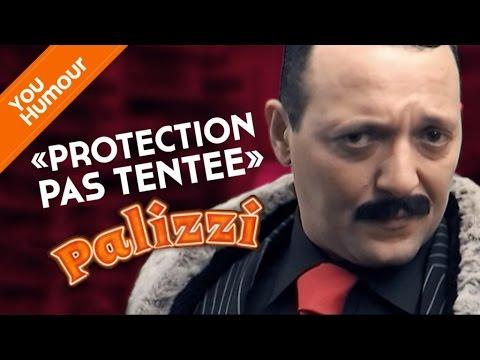 PALIZZI - Protection pas tentée