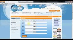 EasySave- kupongin lisäys video