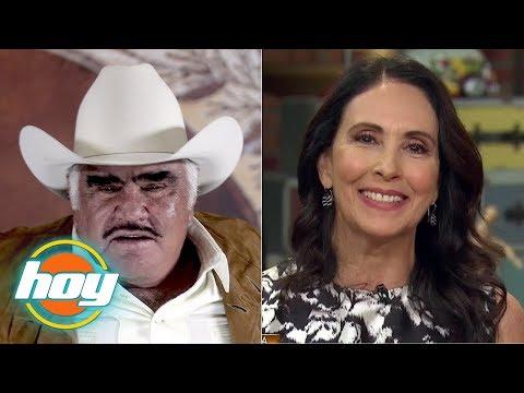 Blanca Guerra le hace una propuesta indecorosa a Vicente Fernández