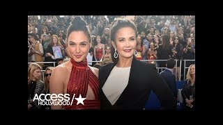 'Wonder Woman': Lynda Carter Tells Gal Gadot 'Get Ready For A Fantastic Ride' | Access Hollywood