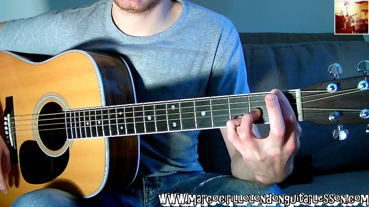 Rihanna Stay Free Tab Guitar Lesson Easy Tutorial Youtube