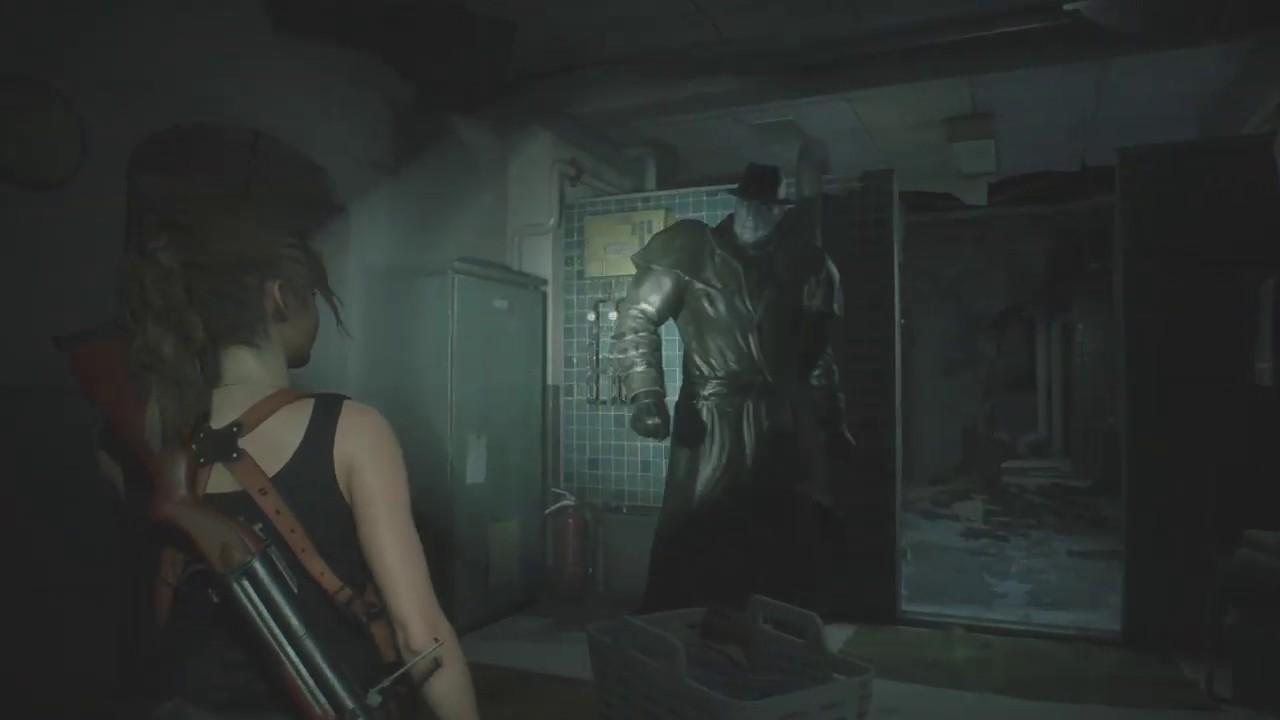 Resident Evil 2 Mrx Wallpaper 4 Great Lol Youtube