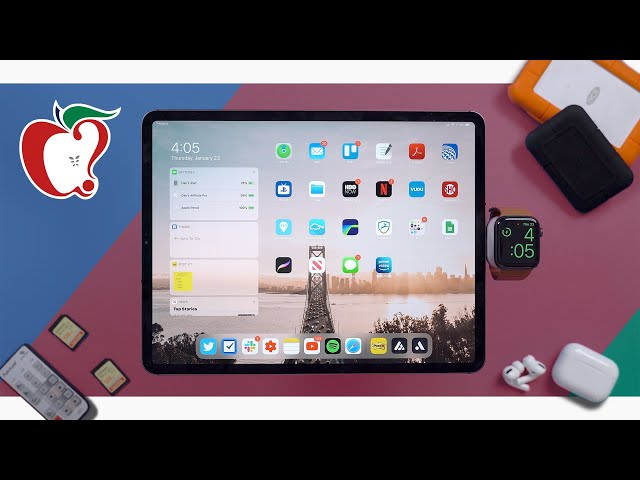 iPad Pro Apps & Accessories You Should Check Out! (January 2020)