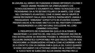 LEMURIA, STORIA, FISICA, BIOLOGIA QUANTISTICA DEL DNA, CREAZIONE HOMO SAPIENS, PLEIADIANI..