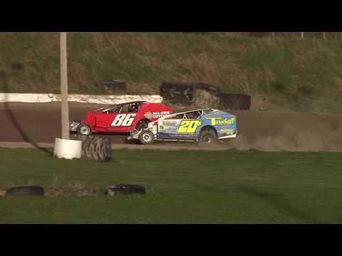 Genesee Speedway Sportsman Heat One 5-12-18
