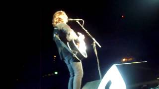 Foo Fighters - Blackbird (The Beatles cover) Foro Sol México DF 11-12-13