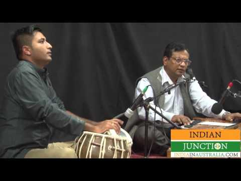 Hosh Hasti se To begana by Ustad Uminul Haq with Jay Dagbar on Tabla performing at Sangeet Sandhya