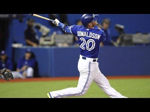 Toronto Blue Jays | 2015 Home Runs (246) | Including Postseason ᴴᴰ