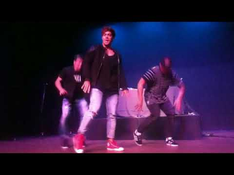 THEY PREFORMED SHIRTLESS!! Justice Crew Concert | Trinityay