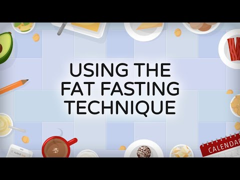 Using the Fat Fasting Technique [What It Is and When to Do]