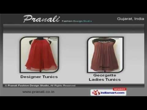 Ladies Apparels By Pranali Fashion Design Studio Surat Youtube